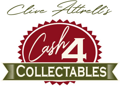 Cash 4 Collectables Logo